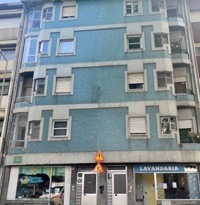 T1 remodelado na Prelada, Porto
