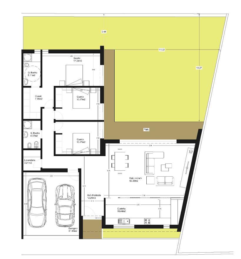 Casa Pátio 4
