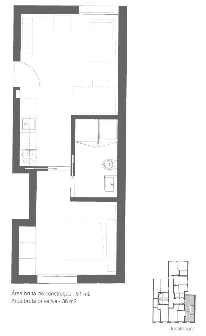 Apartamento 3.4
