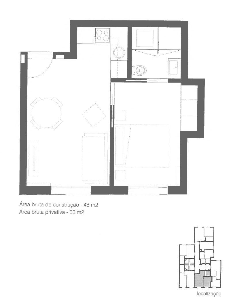Apartamento 3.5