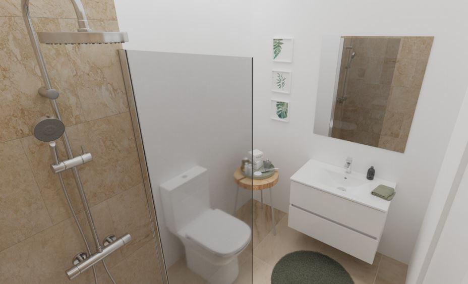 Apartamento Gandra_wc1