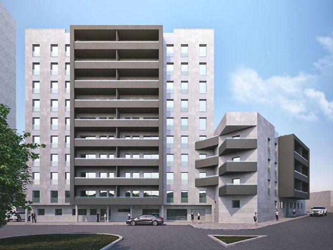 Apartamentos Leça Mar_1