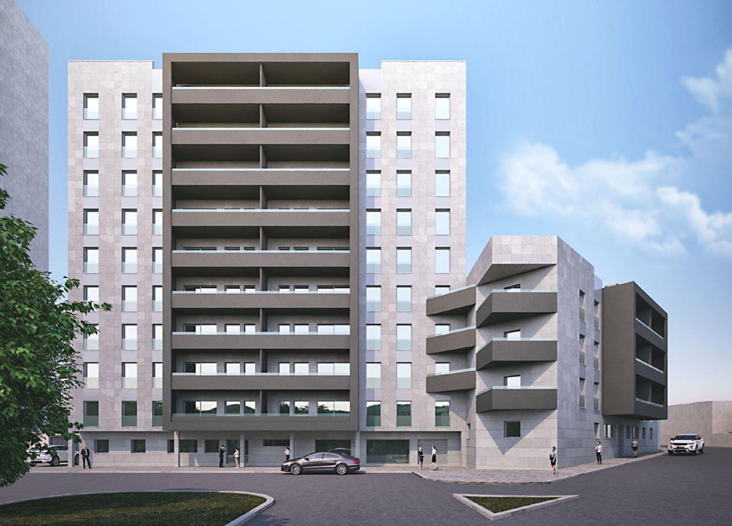 Apartamentos T2 e T3 NOVOS em Leça da Palmeira, Matosinhos