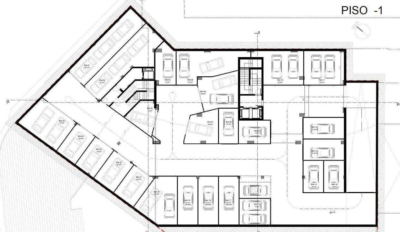 Apartamentos Leça Mar_piso-1