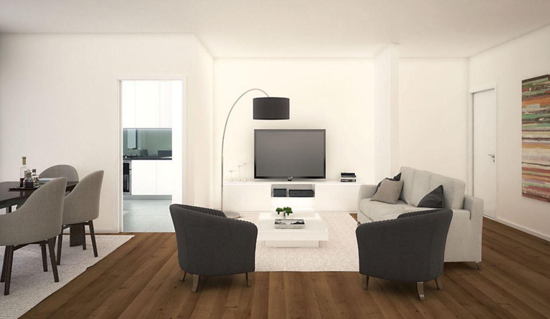 Apartamentos Leça Mar_sala