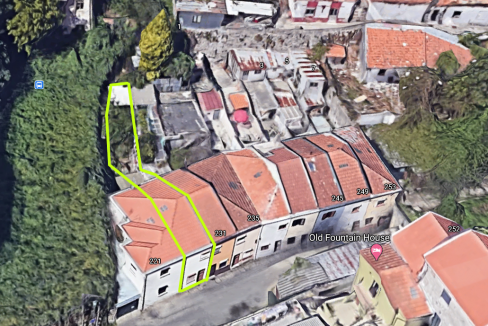 Moradia Rua de Moinhos_google1