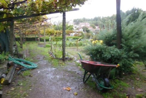 Casa e terreno Parada de Todeia_5